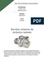 Bombas Rotativas de Émbolos Radiales