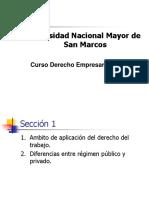 Clases Curso Derecho EMPRESARIAL Laboral 2017