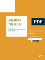 Questões e Desafios FQ9