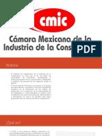 Camara Mexicana de La Insustria de La Construcción
