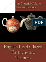 Drinking - Beverages - Tea Pots - Earthenware