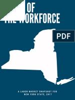 NYATEP State of the Workforce October 2017