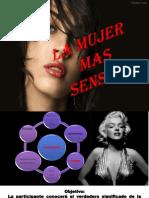 La Mujer Mas Sensual