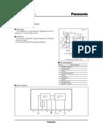 datasheet AN5265.pdf