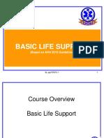 BLS Module Final AHA - Revised May 21-2012