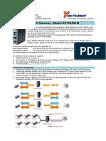 4 Port Modbustcp Gateway