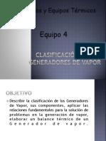 74122535-Clasificacion-de-los-Generadores-de-vapor.pptx