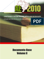 CONAE - Documento Base (Volume II)
