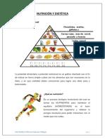 Dietetica y Nutrición I