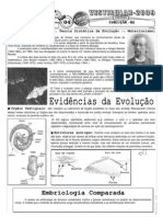 Biologia - Pré-Vestibular Impacto - Evolução II