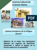 Cultura y Legado Griego