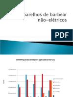 APARELHOS DE BARBEAR NÃO-ELÉTRICOS