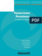 Tomorrow's Pensions