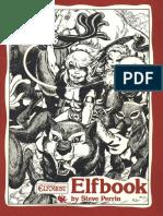 Elfquest Elfbook RPG