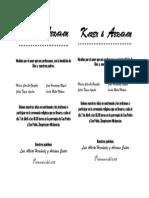 KAREN y Abraham Invitacion PDF
