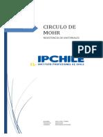 Círculo de Mohr INFORME