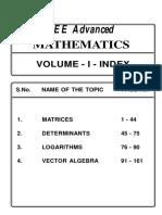 Naryana 1. Vol - i Index Mat