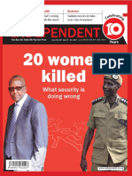 The Independent  Issue 487