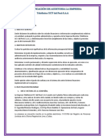PLANIFICACIÓN DE AUDITORIA LA EMPRESA hermana.docx