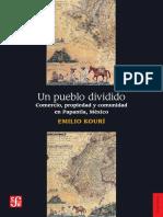 Kouri_un Pueblo Dividido