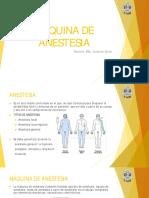4.Máquina de Anestesia