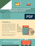 Pptx Métodos de Incidentes Completo