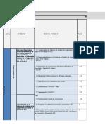 Estandares Minimos Sg Sst r1111 17 Excel