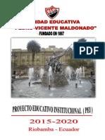 PROYECTO1 EDUCATIVO INSTITUCIONAL (PEI) UEPVM 2015-2020.pdf
