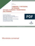 Patogenia bacteriana