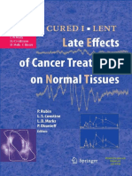 1464 Late Effects of Cancer Treatment