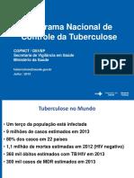 Ciclo Tuberculose Presidios