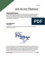 TEORÍA de Tecnología de Los Plástico1