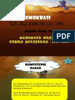 2. DEMOKRASI