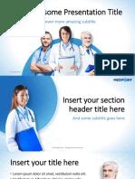 Medipoint Medical Template Showeet(Widescreen)