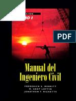 Manual del ingeniero civil. Tomo I, 4ta Edición - Frederick S. Merritt.pdf