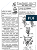 Biologia - Pré-Vestibular Impacto - Genética - Primeira Lei de Mendel