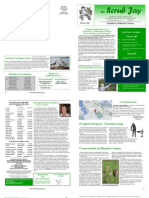 February 2008 Scrub Jay Newsletter Audubon of Martin County