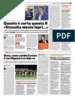 La Gazzetta dello Sport 11-10-2017 - Serie B