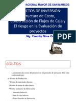 Clase 9 Costos y Flujo de Caja
