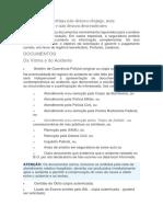 Documentos Dpvat - Morte