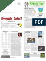 February 2009 Scrub Jay Newsletter Audubon of Martin County