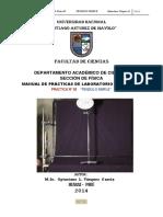 PRACTICA DE LABORATORIO N° 02 FISCA II 2014 - I