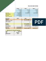 Simulador Flujo de Fondos Escenario 3