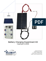 Construction Battery Charge Kit