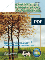 Revista Agroecologia e Desenvolvimento Rural Sustentavel