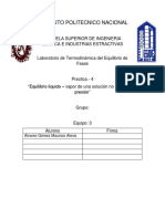 practica:4 termodinámica de las sustancias puras