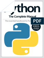 Python the Complete Manual First Edition
