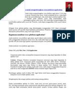 Cross-platform Application Delphi