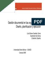 Gestión documental en las organizaciones - Diapositiva.pdf