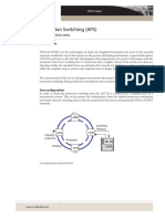 APS - Measuring Service Disruption Time (White Paper)